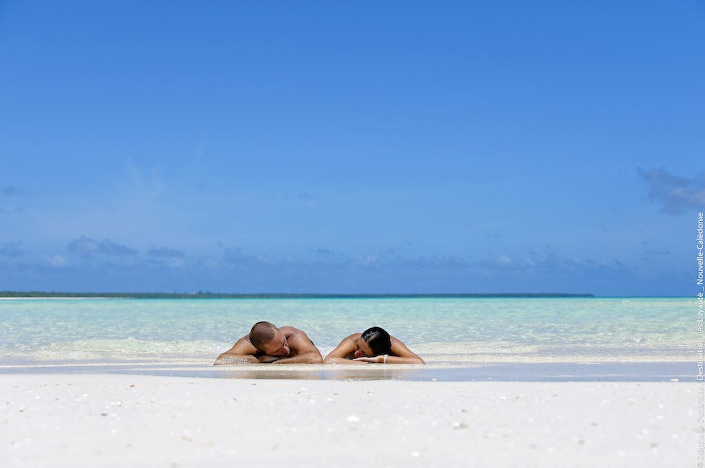 Loyalty Island - New Caledonia - Image courtesy of New Caledonia Tourism Board