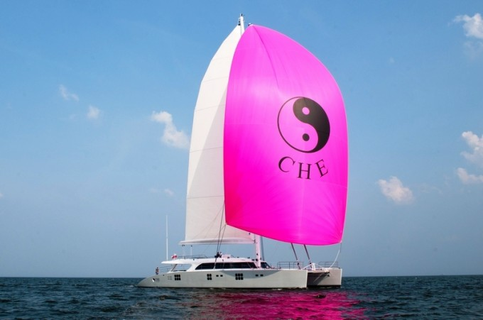 Sunreef Catamaran CHE