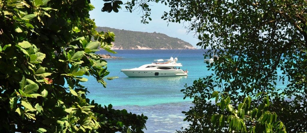 Luxury Seychelles Motor yacht Seastream