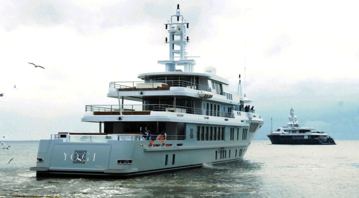 Luxury Superyacht Sales - Yogi