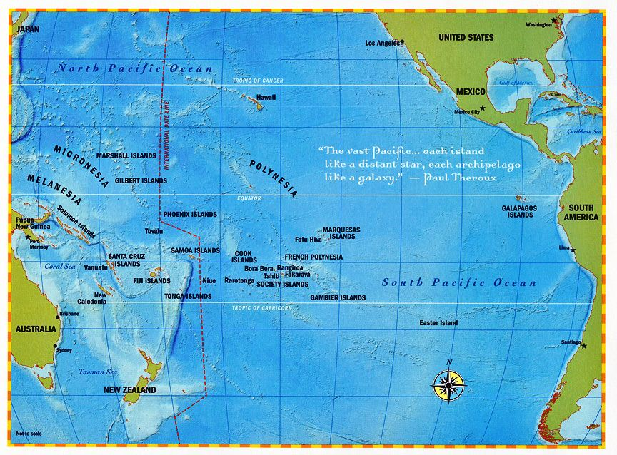South Pacific Yacht Charter Specials