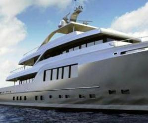 Motor yacht Design by MCC yachts