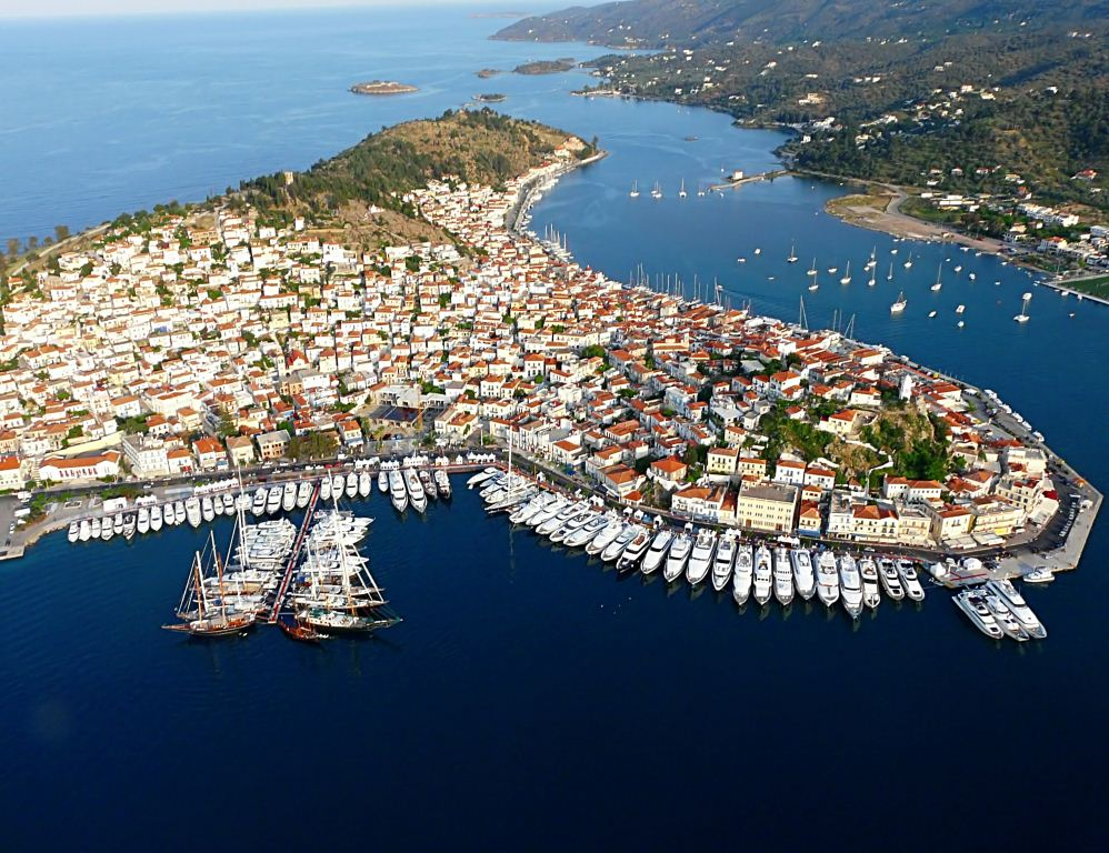 Poros Yacht Charter Show