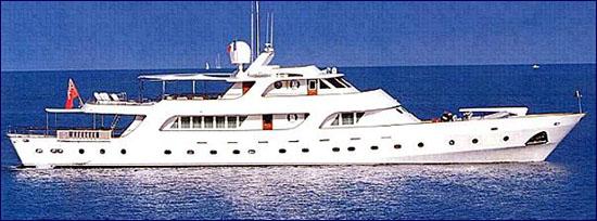 Motor Yacht 'Sarita Si'