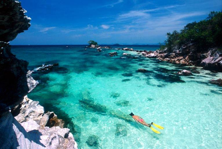 Similan and Surin Island luxury yacht charters.