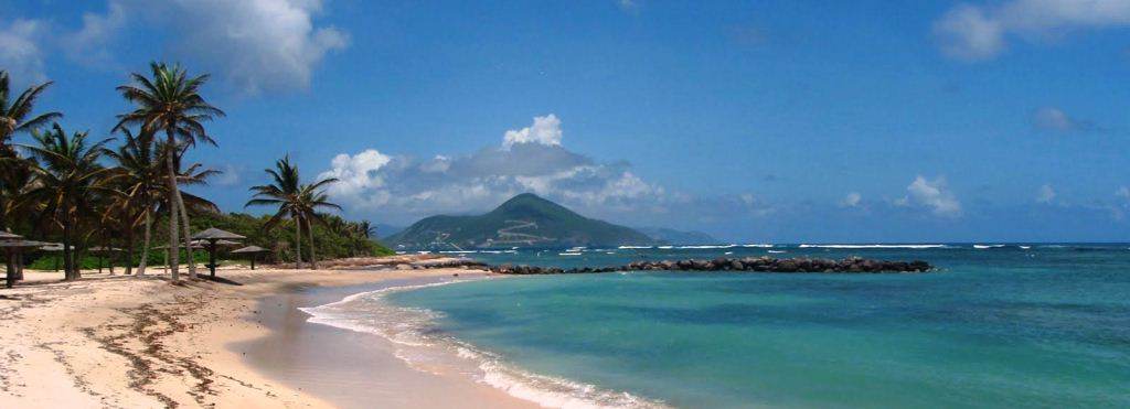 St Kitts and Nevis - Beach