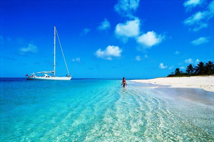 British Virgin Islands yacht charters.