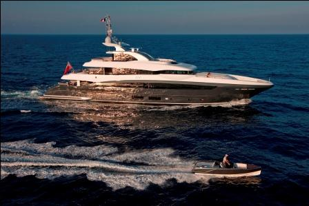 The Heesen 50m Yacht Sky1