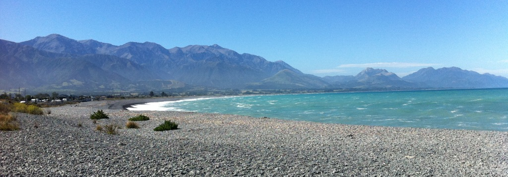 The Kaikoura Coast, New Zealand