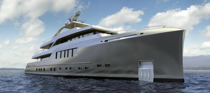 The Neo Classic motor yacht by MCC yachts
