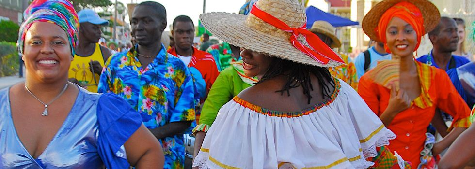 Vibrant Festivals in Barbados