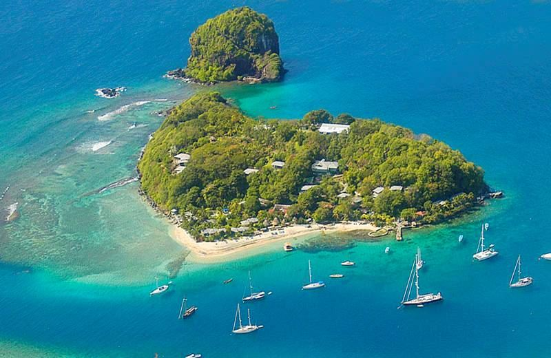 Young Island Resort Grenadines