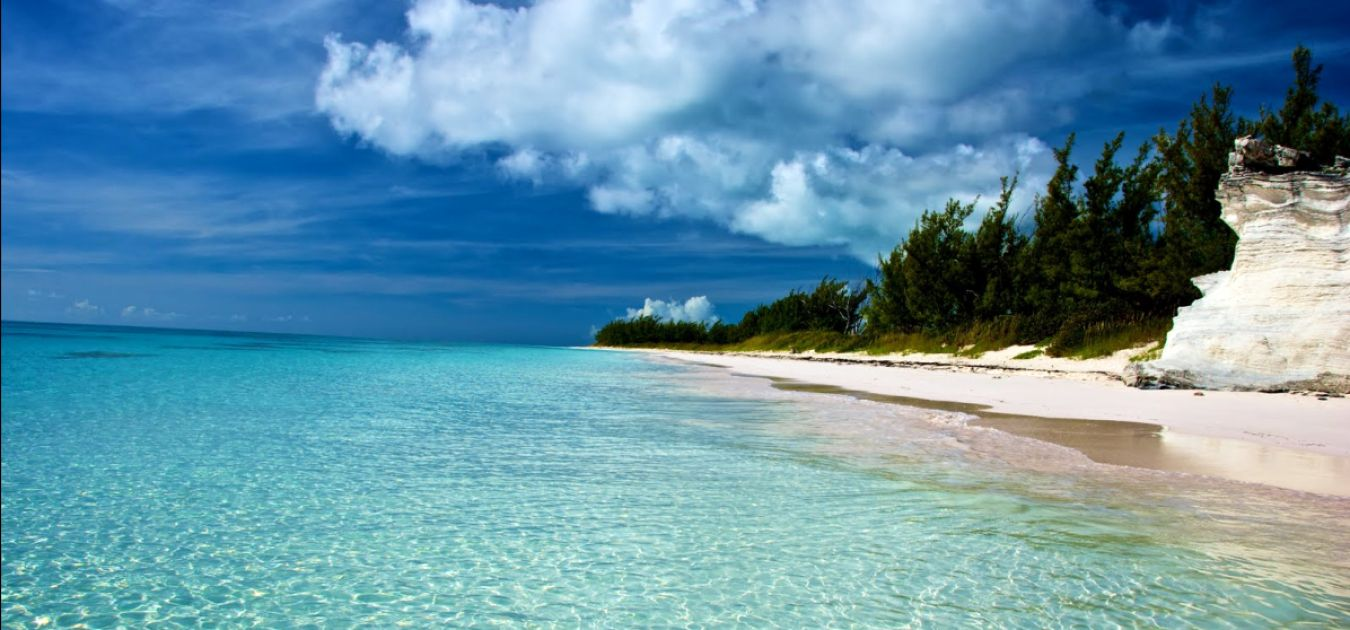 The Bahamas yacht charter destination