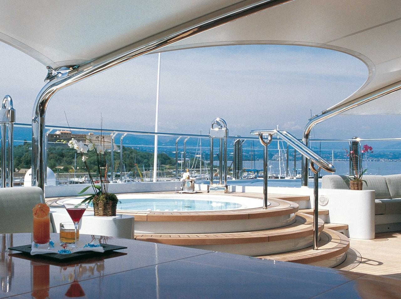 Yacht Octopus Lurssen Charterworld Luxury Superyacht