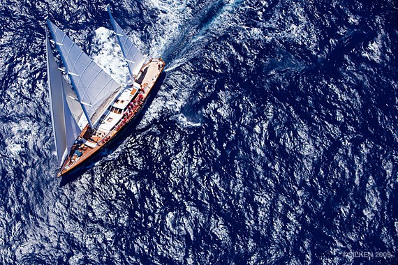 Sparkman & Stephens Image Gallery The 27m Yacht LETIZIA