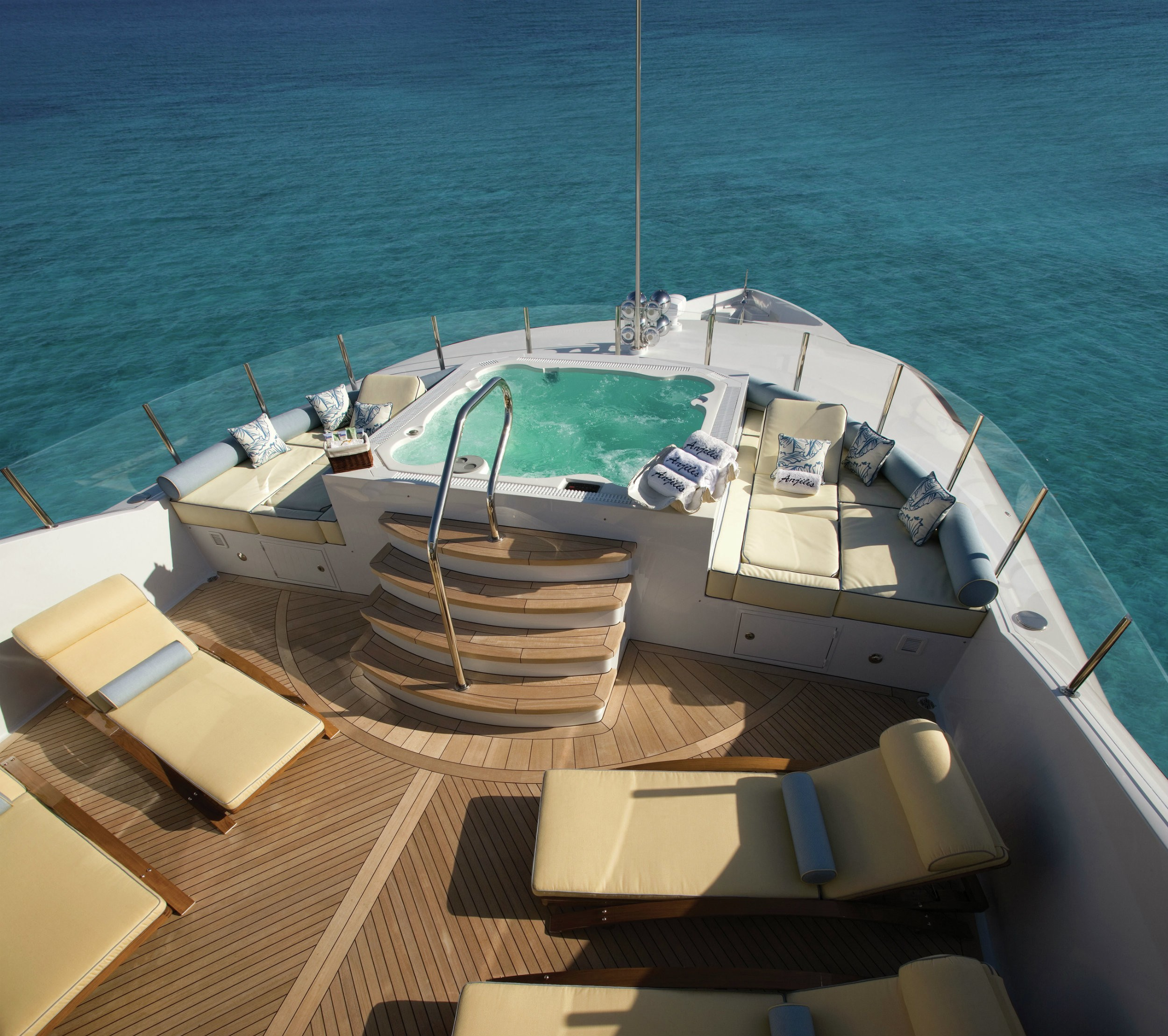 Reef Chief Yacht Charter Details Trinity Yachts