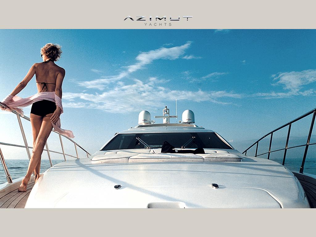 BEAUTY Yacht Charter Details Azimut Spa
