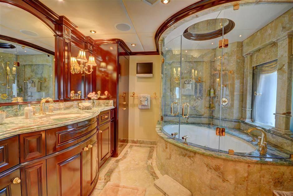 Bathroom Image Gallery Bathroom Bathroom Luxury Yacht Browser By Charterworld Superyacht