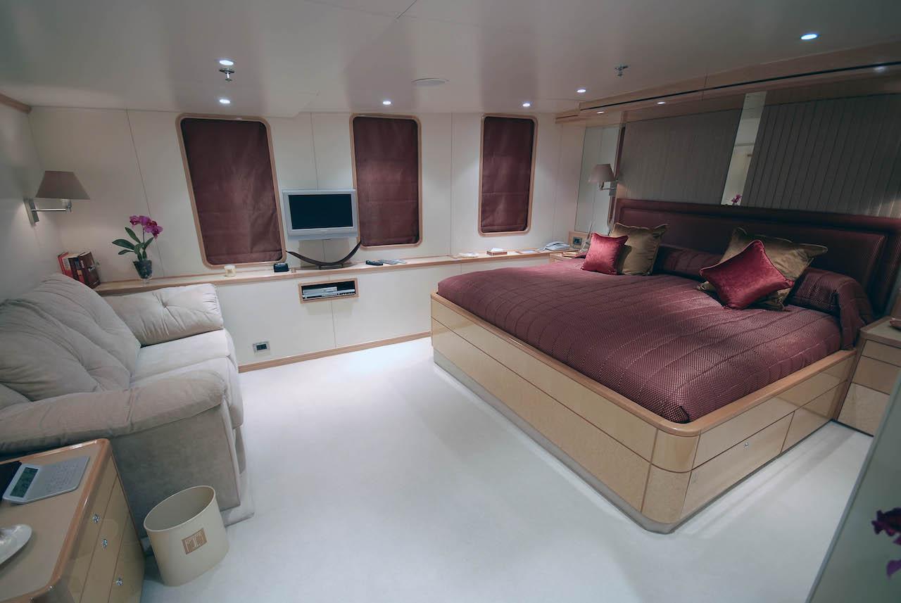 Titan Yacht Charter Details Brooke Marine
