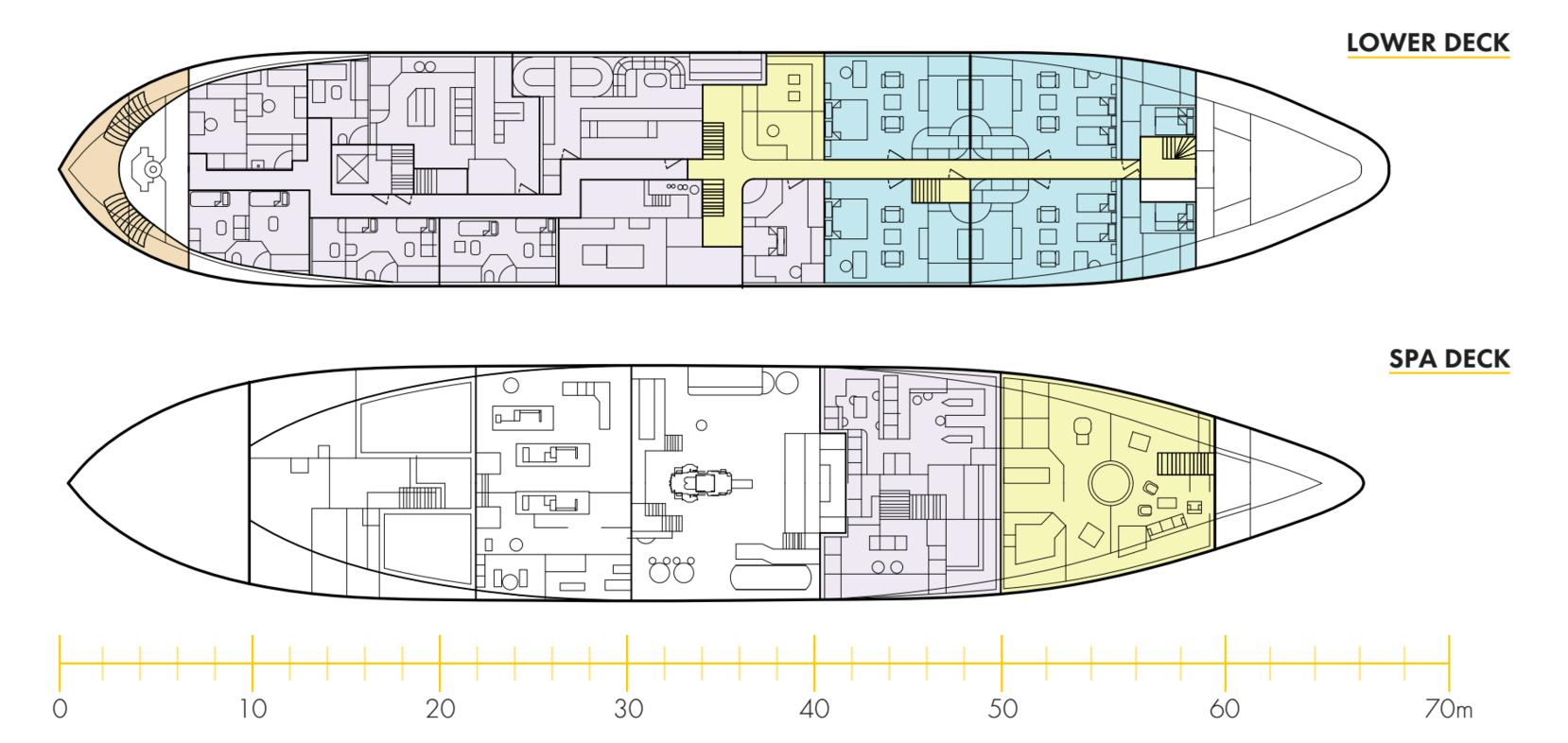Layout image gallery luxury yacht browser by charterworld layout baanklon Choice Image