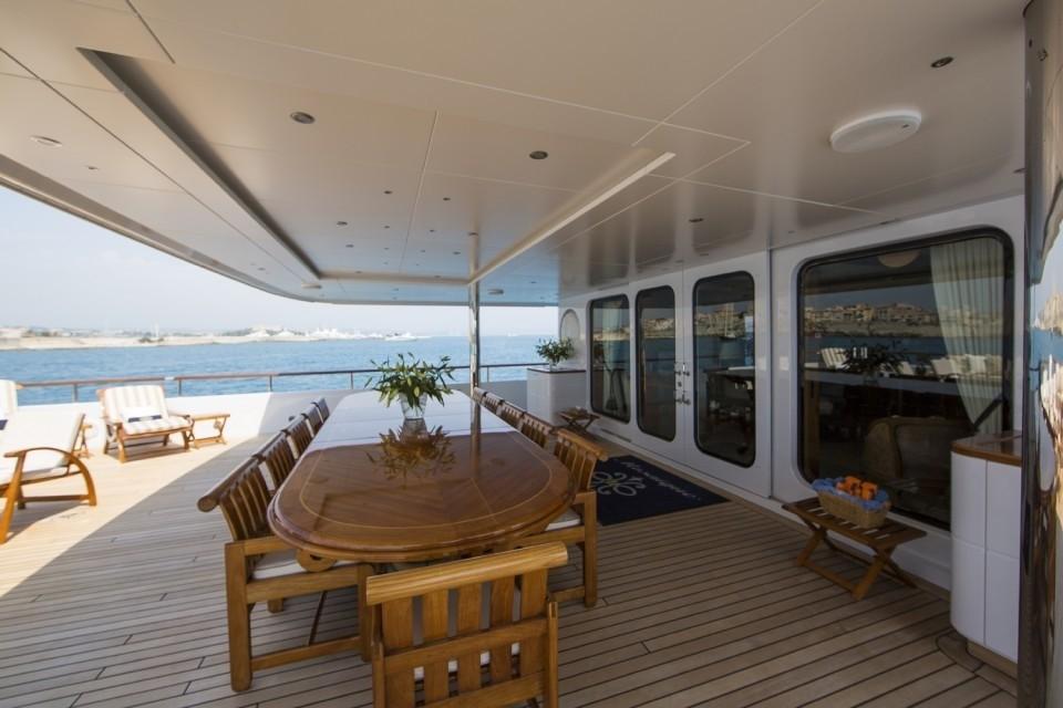Yacht Mosaique Proteksan Turquoise Charterworld Luxury