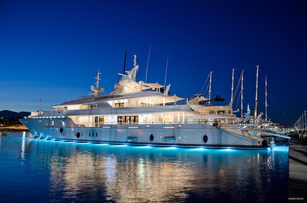 Yacht Siren Thyssenkrupp Marine Systems Charterworld