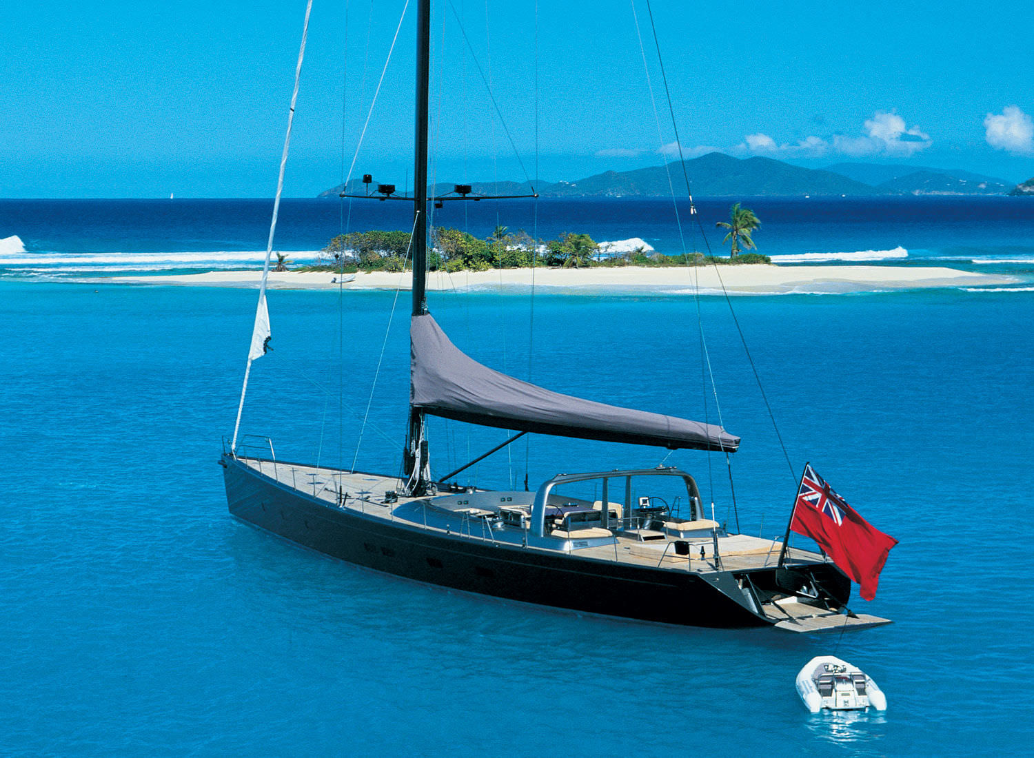 Sailboats In The Caribbean: Wally B Yacht Charter Details, French Riviera Luxury Yacht