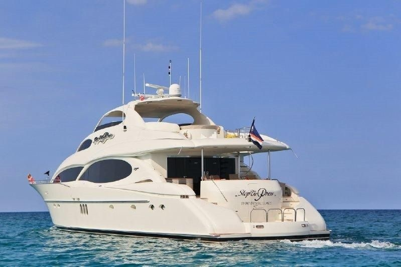 Stop The Press Cruising – Luxury Yacht Browser
