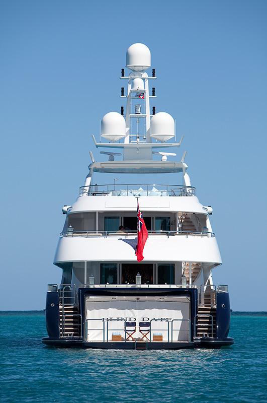 blind date yacht