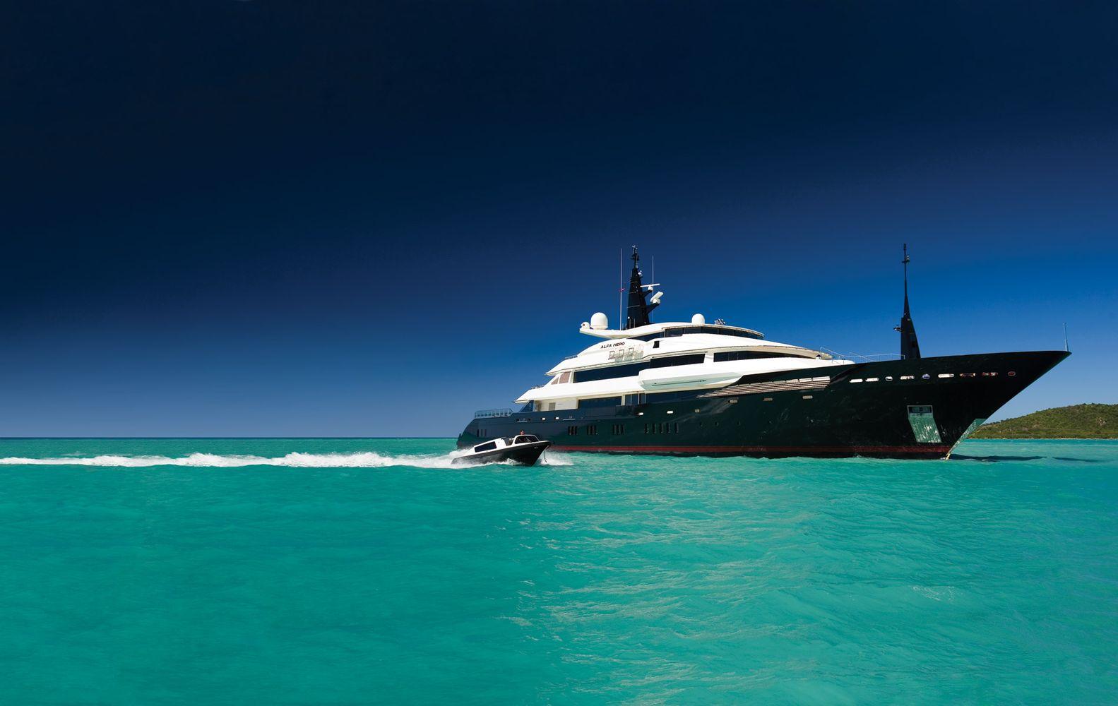 online yacht booking - alfa nero