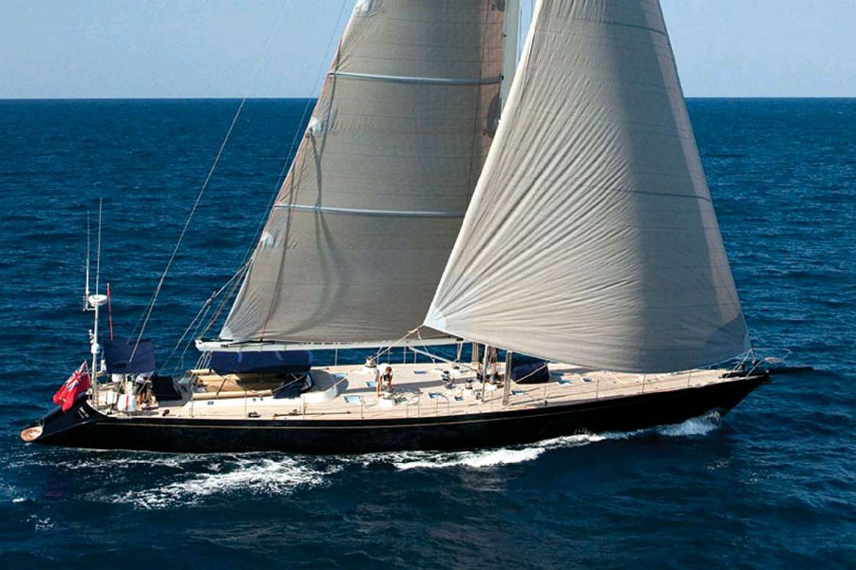 dark star of london yacht charter details  threhard  france