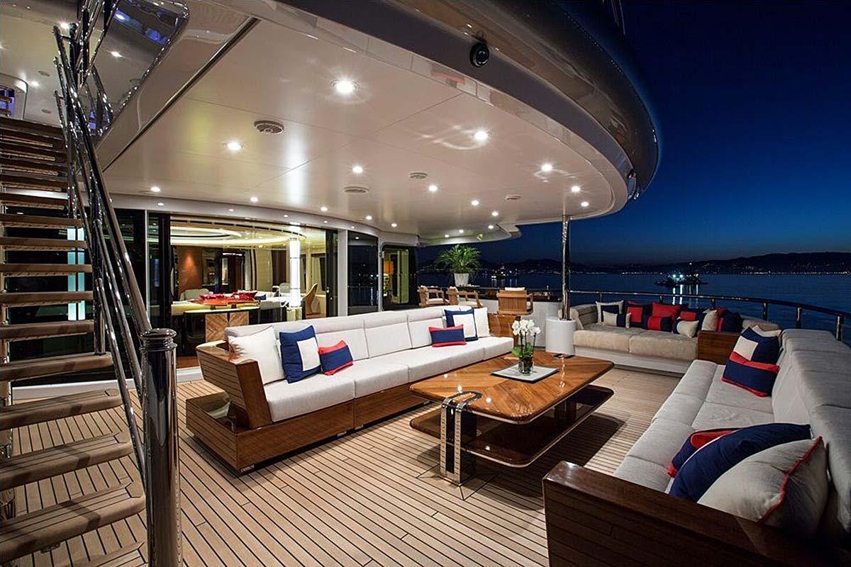 excellence v yacht charter details  abeking  u0026 rasmussen