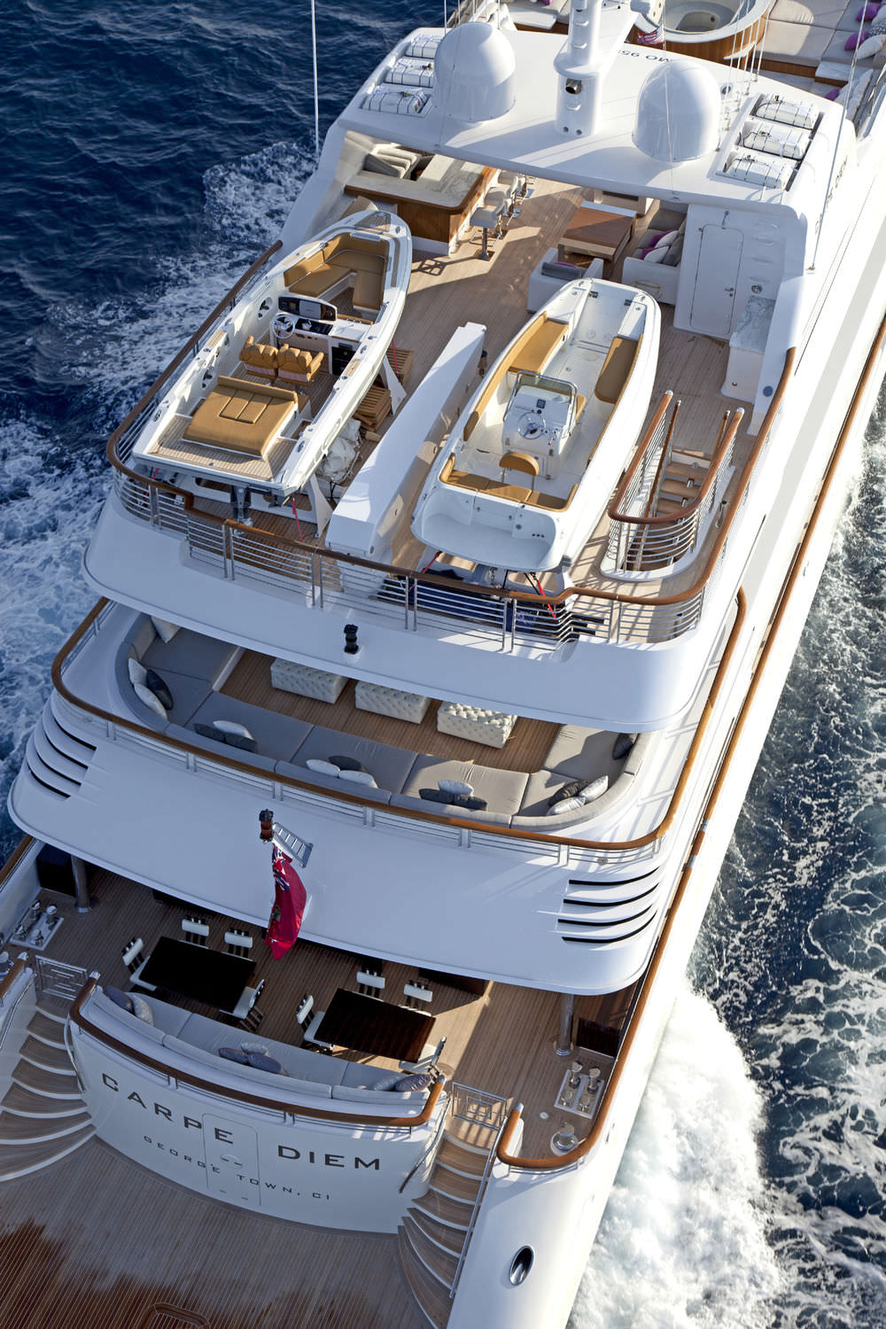 Luxury Yacht Engine Room: Motor Yacht FINISH LINE (hull T-058) Delivered By Trinity