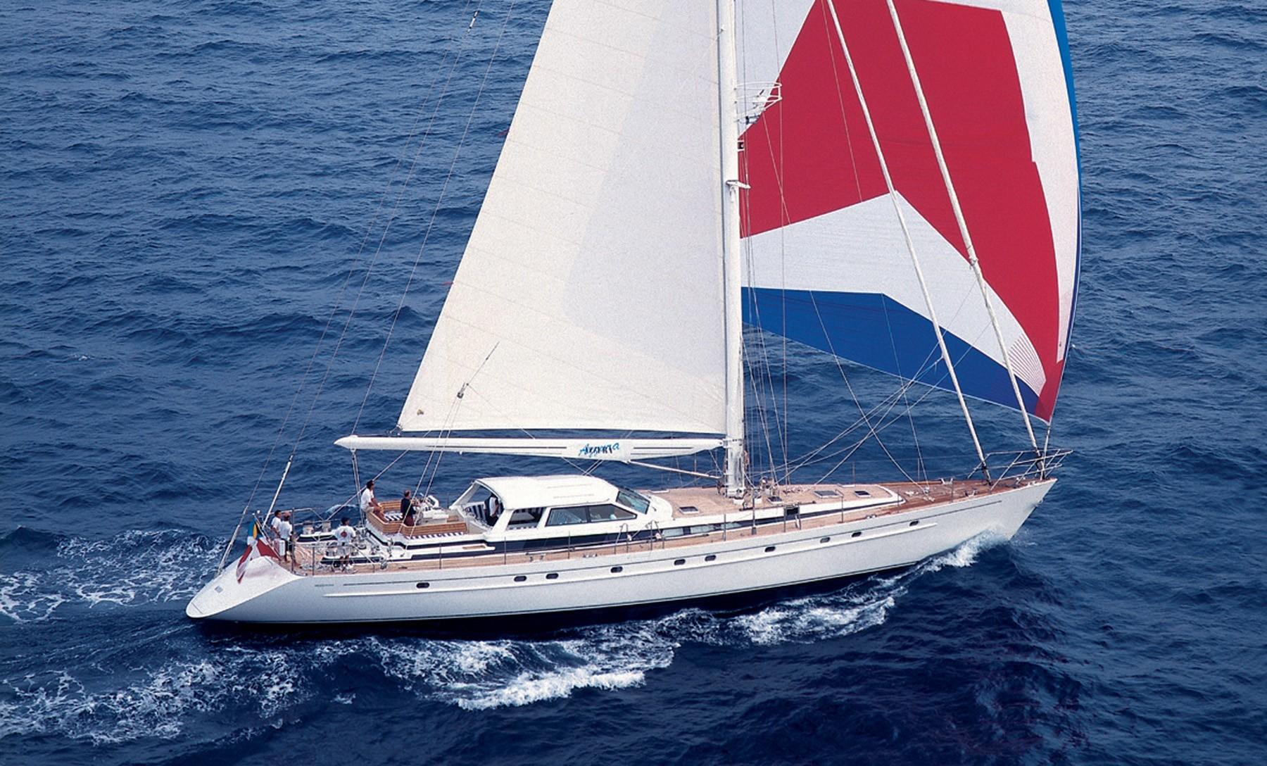 Azzura Yacht Charter Details Jongert 29 Meters