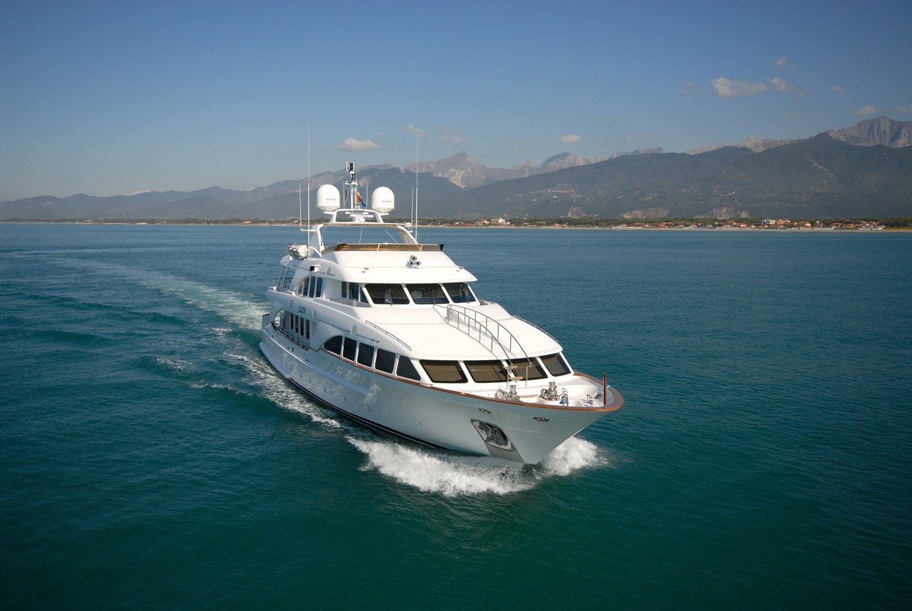 The 36m Yacht ELENA NUEVE