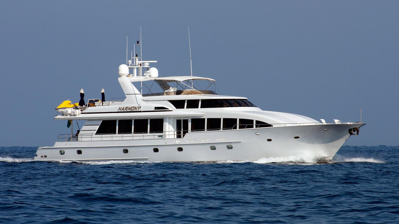Online Yacht Booking Harmony Crescent Charterworld
