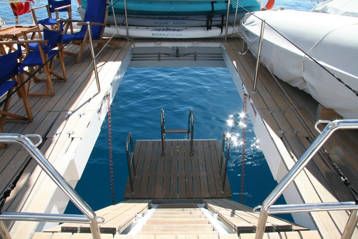 douce france yacht charter details  luxury sailing yacht charter