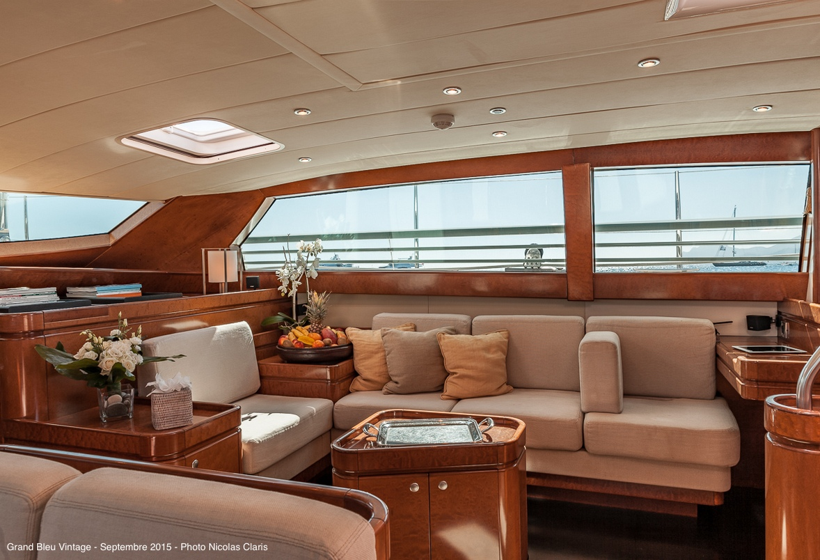 Grand Bleu Vintage Yacht Charter Details Cnb Yachts Charterworld Luxury Superyachts