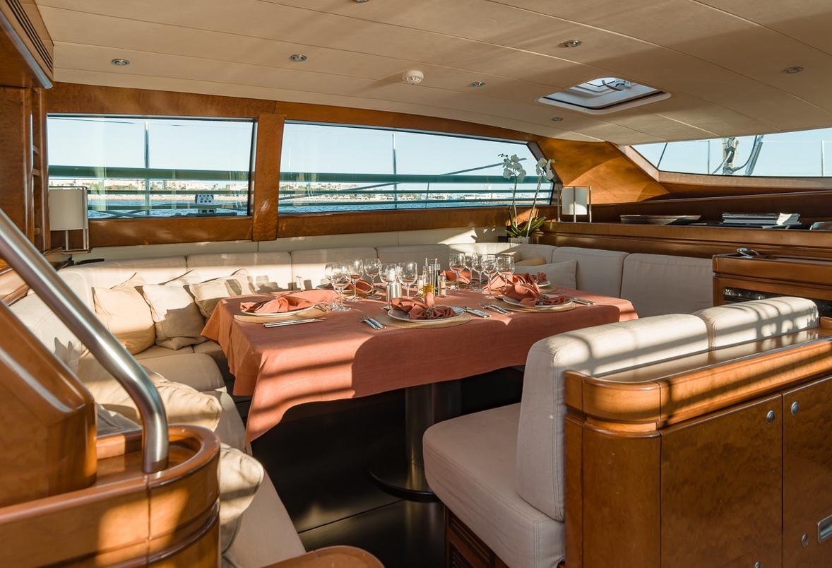 grand bleu vintage yacht charter details cnb yachts. Black Bedroom Furniture Sets. Home Design Ideas