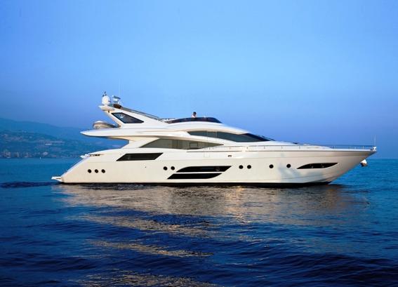 Yacht Con Elicottero Prezzo : Saint anna yacht charter details dominator