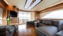 KAIJOU -  Salon looking aft