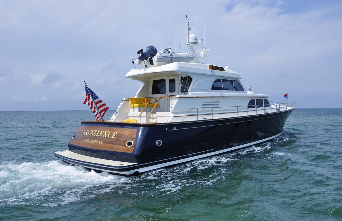 Excellence Yacht Charter Details A Lyman Morse Superyacht