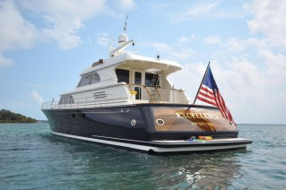 LYMAN MORSE Yacht EXCELLENCE -  On Charter