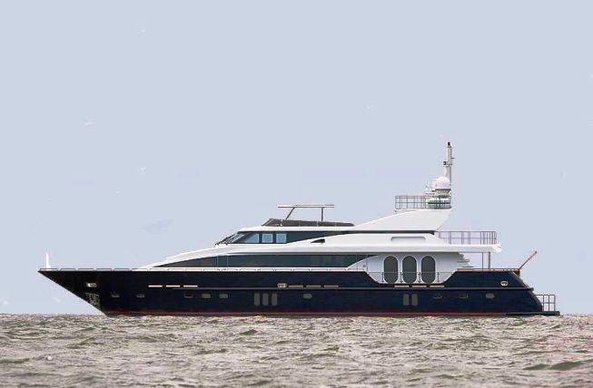 Motor yacht OPPORTUNITY