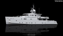 1-39.3m superyacht Project Cutlass by Tansu Yachts-680