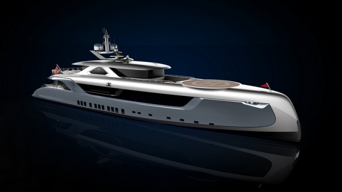 Motor Yacht Admiral 52