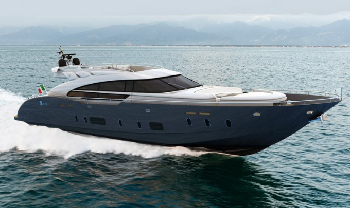 Luxury Yacht SPECTRE