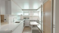 1-Belle de Jour Yacht - Galley
