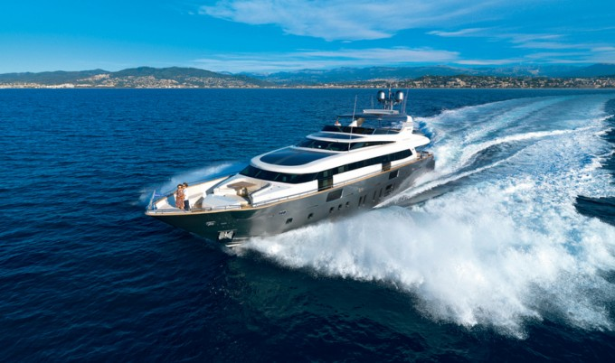Motor Yacht M&A's