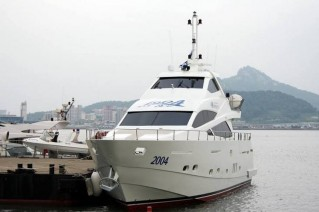 1-Express 80 Yacht launched by GHI Yachts